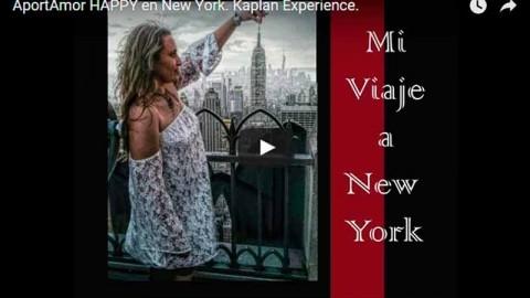 Happy en New York