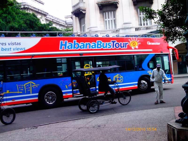 Habana, Persona Tour