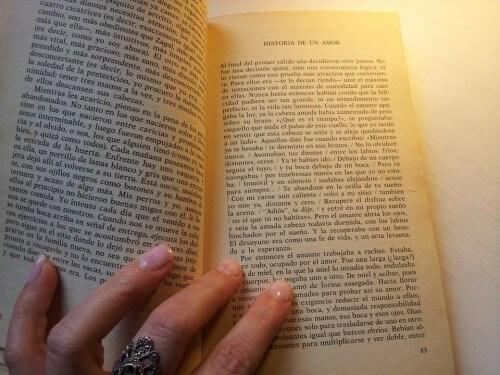 """Historia de Un Amor de """"La Soledad Sonora"""" de Antonio Gala."""