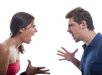 Gritando no se entiende la gente