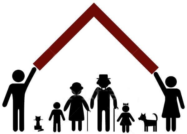 protección familia