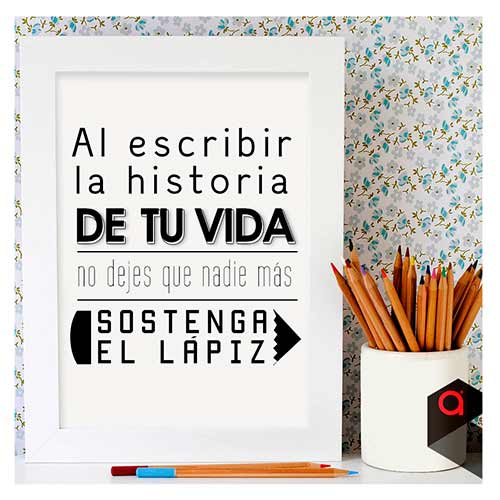Escribir tu historia