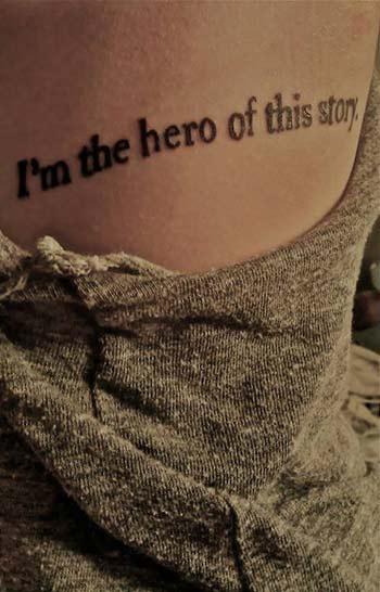 Soy el Héroe de esta Historia