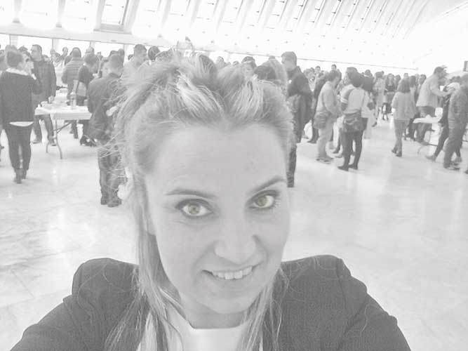 Lucia Celis en Cruzando Caminos 2017
