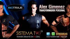 Alex Gimenez Transformador Personal