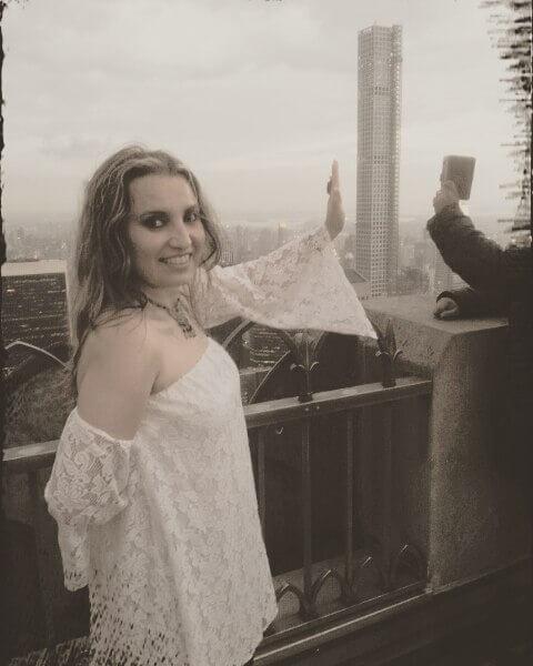 la foto de mi boda