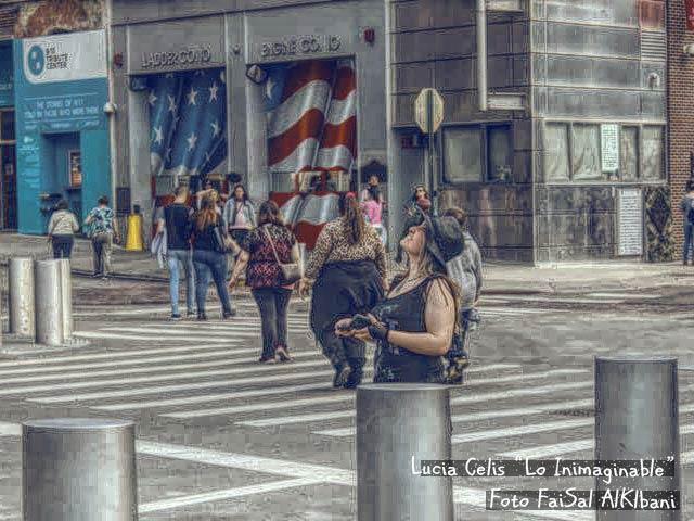 "Lucia-Celis-""Lo-Inimaginable"" Foto FaiSal AlKlbani"