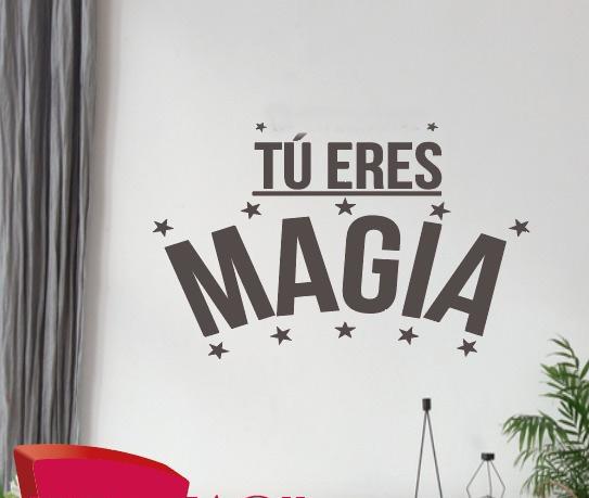Tu eres Magia