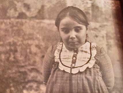 la niña que fui Lucia Celis