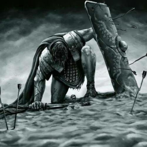 Como un guerrero después de la batalla, agotado te tocará a ti HACER JUSTICIA subir lo mejor de ti al pedestal y bajar a toda esa marabunta para no terminar tú finalmente cometiendo las mismas INJUSTICIAS que ellos
